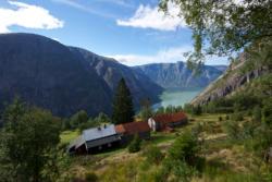 Kjeåsen in Simafjorden