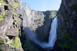 Vøringsfossen Waterfall