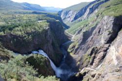Vøringsfossen Waterfall