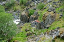 Almen Gård i Aurlandsdalen