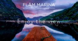 Flåm Marina og Apartments i Flåm. Web: www.flammarina.no/norsk