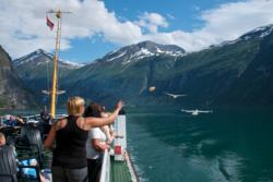 Fjord Cruise on the Geirangerfjord