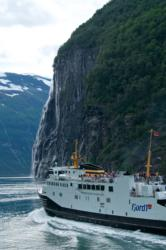 Ferry Tale Geirangerfjord