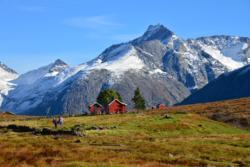 Kavliheian in Isfjorden, Romsdal.