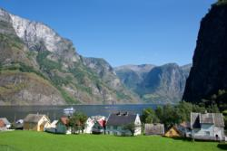 RIB-Boat and Fjord Cruise at Undredal by the Aurlandsfjord