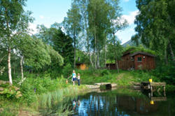 FJORDS Cabins in Isfjorden. Romsdal in Møre og Romsdal, Norway