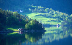 Ulvik in Hardanger.