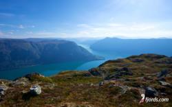 fjords wallpaper05Wallpaper from Mt. Molden in Sogn. Luster in Sogn og Fjordane, Norway. Photo: www.fjords.com