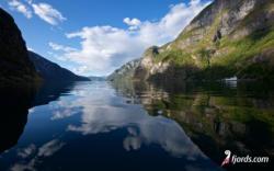 The Aurlandsfjord, Sogn