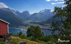 Åndalsnes, Romsdal