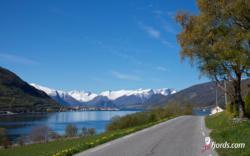 Isfjorden, Romsdal