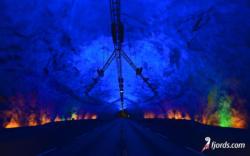 Lærdal Tunnel, Sogn