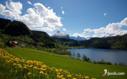 Gjerdsetbygda, Romsdal