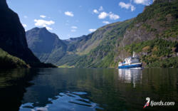 The Nærøyfjord, Sogn