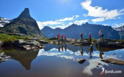 Litlefjellet, Romsdal