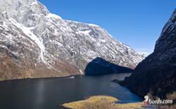 Nærøyfjord, Sogn