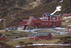Turtagrø Mountain Hotel.