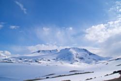 Mt. Fannaråken at Sognefjell.
