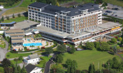 Hotel Alexandra in Loen. Copyright: Harald M. Valderhaug