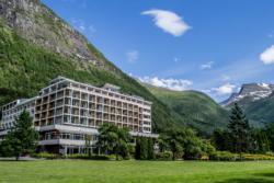 Hotel Alexandra in Loen, Nordfjord. Foto Unda Paula Lauberga - Hotel Alexandra