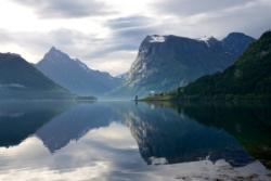 The Hjørundfjord