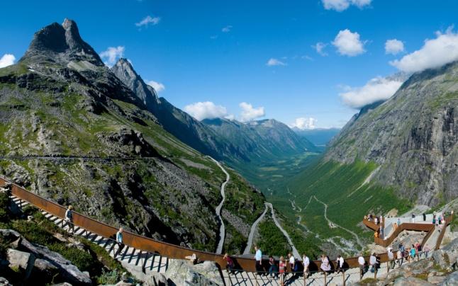 Trollstigen. Photo: www.fjords.com