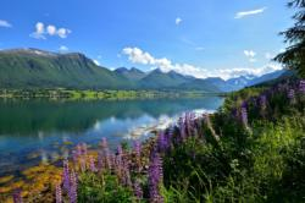 Isfjorden in Romsdal. Photo: www.fjords.com
