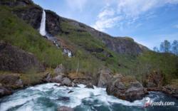 Flåmsdalen Valley