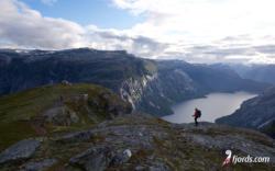 Lake RIngedalsvatnet