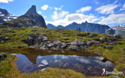 Mt. Litlefjellet