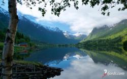 Lake Floen