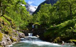 Isfjorden in Romsdal