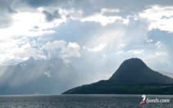 The Romsdalsfjord