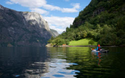 The UNESCO Protected Nærøyfjord