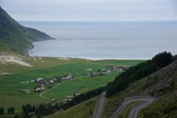 Hoddevik in Selje, Stad.