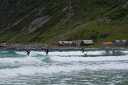 Hoddevika in Nordfjord