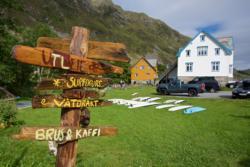 Stad Surfing in Hoddevik