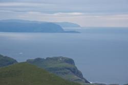West Cape at Stadtlandet, Nordfjord.