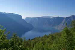 Hike to Hovdunga in Aurland.