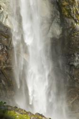 Waterfall above Almen Farm in the Aurlandsdalen Valley. Photo: www.fjords.com