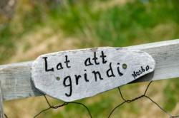"Close the ""gate"". From Nesbø Mountainfarm. Photo: www.fjords.com"