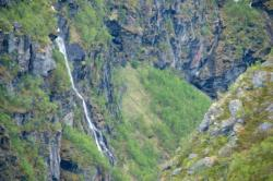 The Aurlandsdalen Valley, steep and wild. Photo: www.fjords.com