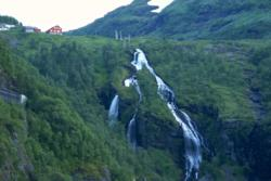 Flåm Railway at Flåmsdalen Valley. Photo: www.fjords.com