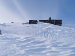 Skiing to Loftskardtind in Isfjorden, 29 Feb 2020. Photo: Odd Hatlen