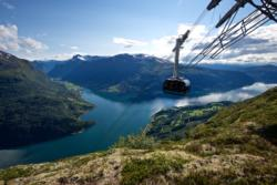 Loen Skylift in Loen