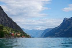 Luster and the Lustrafjord