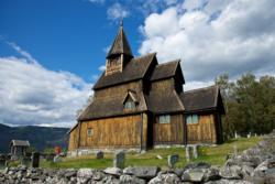 Urnes Stave Church in Luster.