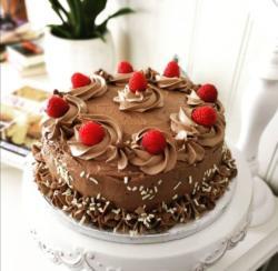 Chocholate Cake - Marta på Landet