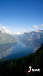 The Aurlandsfjord