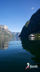 009 iphoneThe Nærøyfjord. Sogn og Fjordane, Norway.